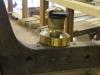 Bronzen Lewmar winch